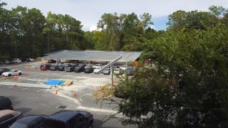 IEI Solar Canopy
